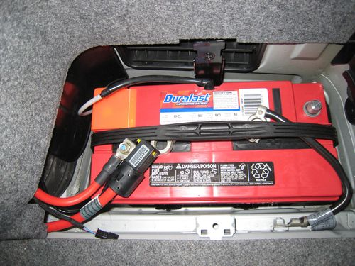 01 330i Battery Replacement  Page 2  Bimmerfest  BMW Forums